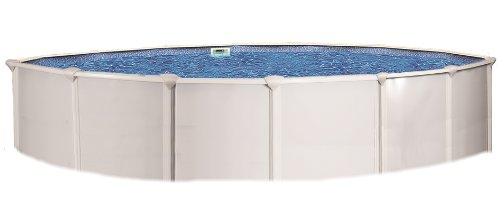 "Interline 53130015 Pool ""Aruba"" Stahlwand 4,60 x 1,22 m, Pumpe 5,16 m³, Set 3,6 m³, Wasserinhalt ca. 18 m³"