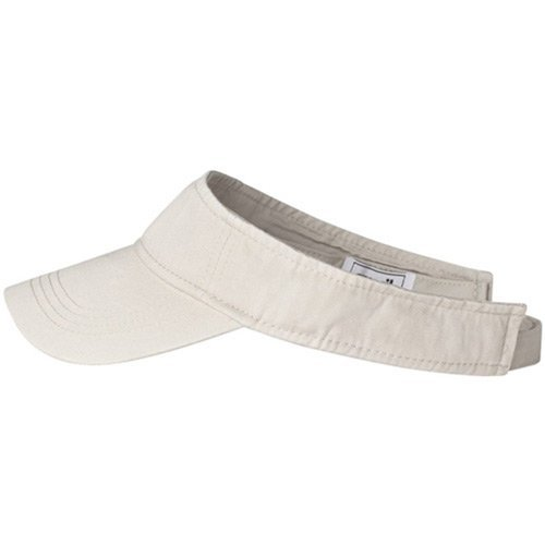 Anvil Anvil Low Profile Twill Sun Visor Wheat