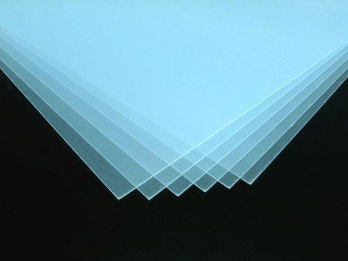 Homedeco-24 1 Stck. Acrylglas 1 mm klar 100x70 cm bzw. 70x100 cm