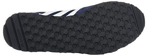 adidas - Haven, Scarpe basse Unisex – Adulto Blu (Collegiate Navy/footwear White/clear Granite)