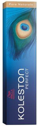 Wella Koleston Perfect Pure Naturals 33/0 Intense Dark Brown Hair Colour / Tint 60ml Tubes by Koleston Perfect (0 Dark Perfect)