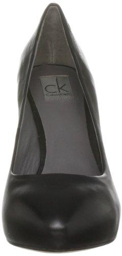 Calvin Klein Anne Nappa, Escarpins Femme Noir (Black)