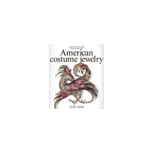 American Costume Jewelry (1935-1950)