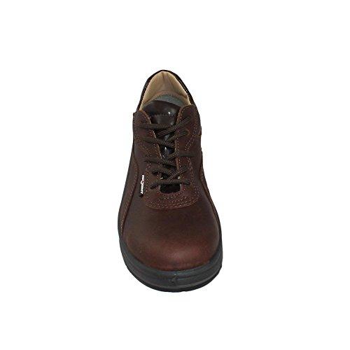 Aimont ametista s3 sRC chaussures de travail chaussures chaussures berufsschuhe businessschuhe plat marron Marron - Marron