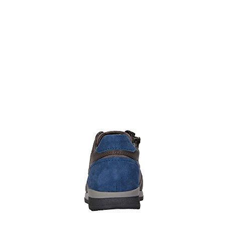 Hogan Junior HXT1410I391E5E0XK4 Sneakers Bambino Grigio/azzurro