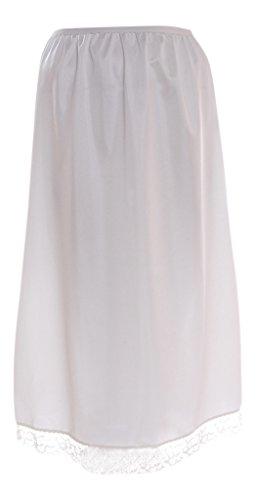 ladies-anti-static-lace-underskirt-skirt-half-waist-slip-white-black-ivory-nylon-100-uk-made