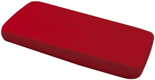 Imagen 1 de Bolín Bolón 1430701017860 - Bajera de rizo algodón para cuna, color rojo