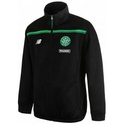 Ufficiale Celtic FC con cerniera Walk Out giacca, unisex adulto