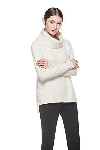 Knitbest Damen Pullover Gr. 46, aprikose