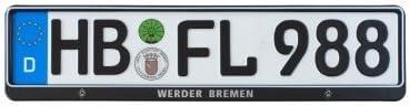 """SV Werder Bremen Kennzeichenhalter / Nummernschildhalter """" Werder Bremen """""""