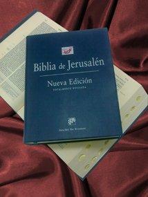 Biblia De Jerusalen 4ª Ed.Manu 0 (Biblia de Jerusalén) por Escuela Biblica De Jerusalen