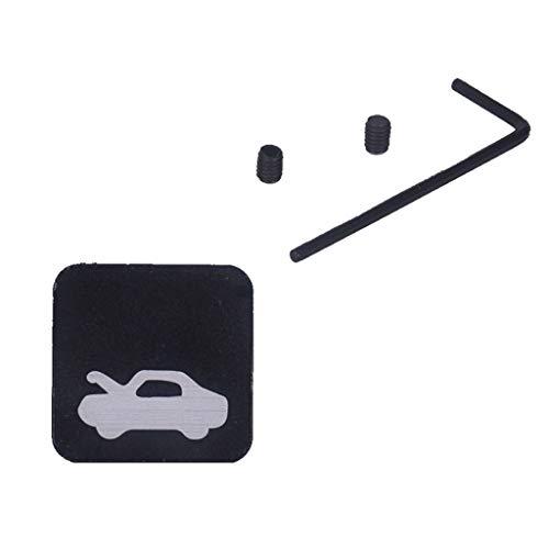Kupplungs Entriegelungshebel Reparatursatzelement für Honda CIVIC, Reparatursatz für Motorhaubenentriegelungshebel, Ridgeline Element CR-V (Magnet-teiler)