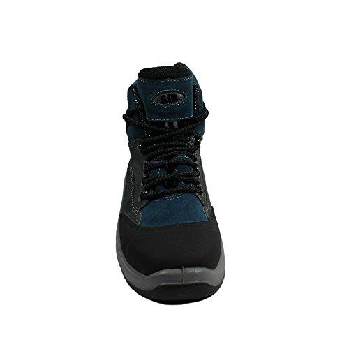SIR Safety System S3 Sicherheitsschuhe Arbeitsschuhe Berufsschuhe Businessschuhe Trekkingschuhe Blau Blau