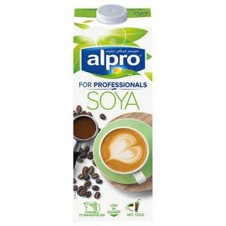 Alpro Sojadrink for Professionals, 12er Pack, 12 x 1 L