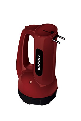 Wipro-Emerald-Rechargeable-Emergency-Light-Red