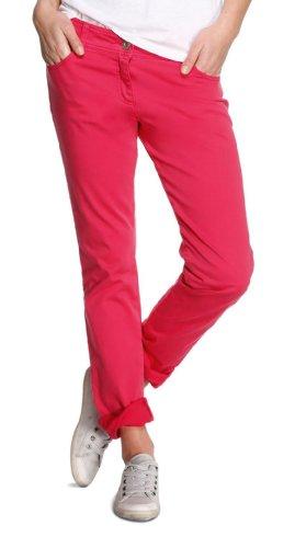 s.Oliver Damen Hose   14.303.73.2883, Gr. 42 (32 IN), Pink (4554) (Twill-hose-mantel)