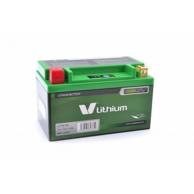 VICMA - 34361/54 : Bateria de litio V Lithium LITX7A (Con indicador...