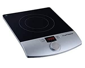 Laptronix Single Digital Induction Hob Portable Electric Cooker 2000W LED Display