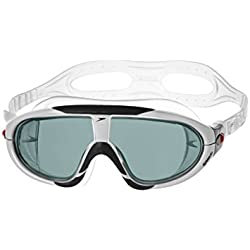 Speedo Unisex Adult Rift Goggles - Grey/Smoke, Adult