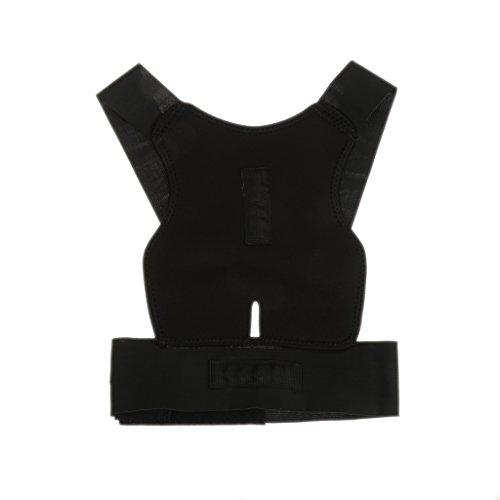 Generic Verstellbar Geradehalter Shulter Stabilisator Rückenhaltung Korrekturband Schulter Korrektur Bandage