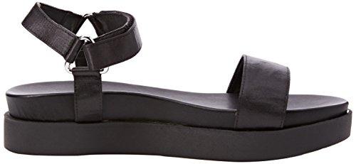 New Look Goal, Sandales à talon femme Noir (noir)