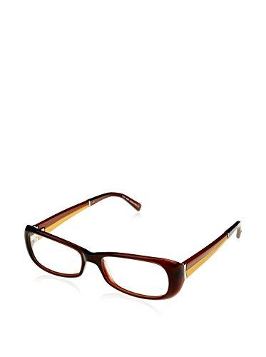 Tod's Damen Tod'S To5012 Brillengestelle, Mehrfarbig, 55