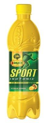 Rauch - Isotonic - Lemon - PET - 12 x0 ,5 l