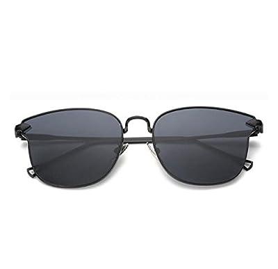 MYLL Neue Damen Sonnenbrille Männer Und Frauen-Mode-Metall Katzenauge Wild Model Of Glasses Sonnenbrille