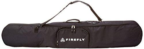 Firefly  Snowboard Bagpack Rucksack, schwarz, 46 x 30 x 20 cm