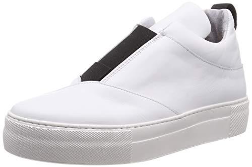 SELECTED FEMME Slfann Leather Slipon B, Sneakers Basses Femme