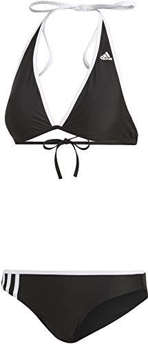 adidas Damen 3-Streifen NH Bikini Black/White 34