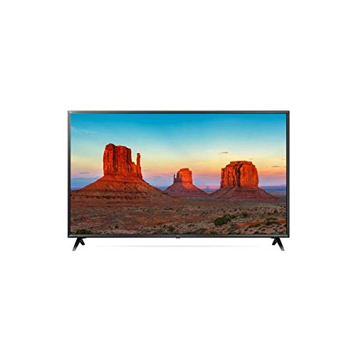 LG Electronics - TV LED 50' UHD 4K HDR DVBT2/S2/HEVC Smart - (50UK6300)