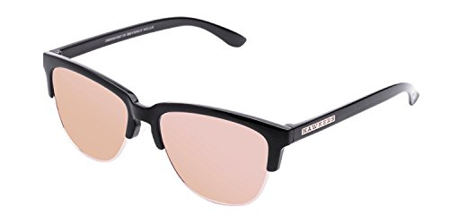 HAWKERS · CLASSIC · Diamond Black · Rose Gold · Herren und Damen Sonnenbrillen