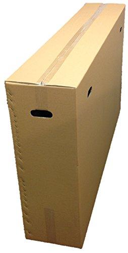 Versandkarton / Fahrrad-Transportbox, groß, neues Design mit Tragegriffen