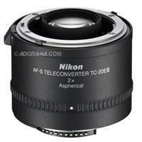 Nikon tc-20e III 2x AF-S Telekonverter-International Version (ohne Garantie)