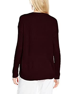 New Look Women's Eliptical Hem Jumper