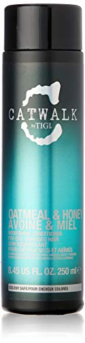 Tigi CATWALK  Oatmeal & Honey Conditioner,