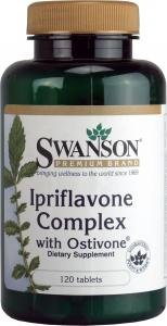 Swanson Ipriflavone Complex with Ostivane (120 Tablets) by Swanson Health Products