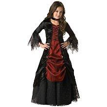 Gothic Vampira Designer Costume Child 14