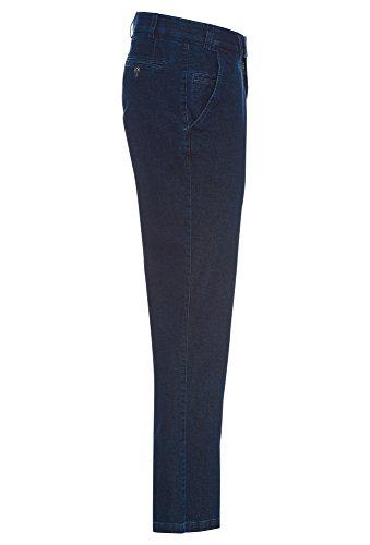 PAUL R.SMITH Herren Jeans mit Bügelfalte Jeansblau