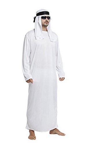 Costume di Carnevale da Uomo Arabo Adulto