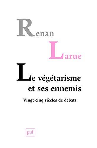 Le végétarisme et ses ennemis
