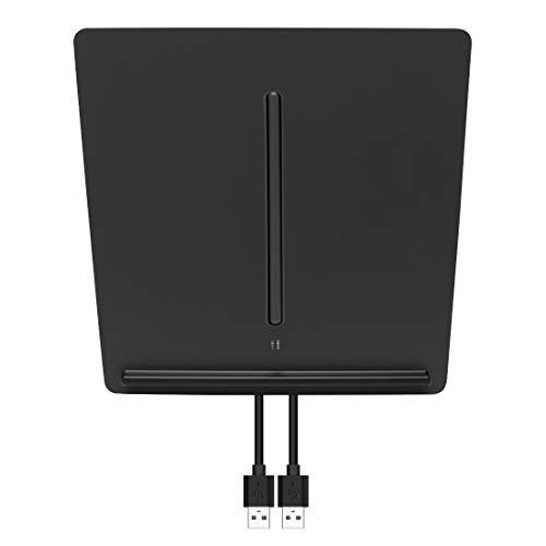 Wisamic Kabelloses Ladegerät Mittelkonsole Wireless Auto Ladestation für Model 3