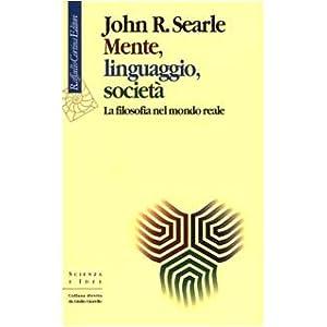 Mente, linguaggio, società. La filosofia nel mond