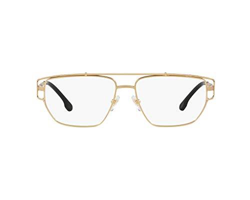 Ray-Ban Herren 0VE1257 Brillengestelle, Matte Gold, 55 (Versace Brille Gold Herren)