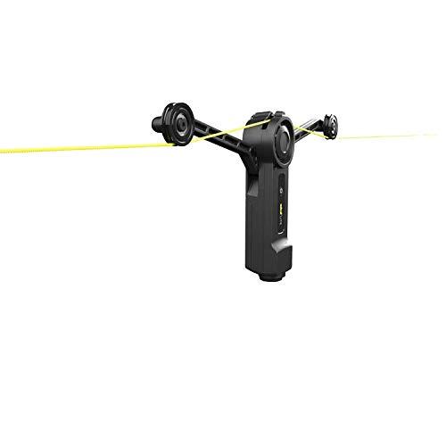 Wiral Lite Cable Cam, für GoPro, Action Cams, DJI Osmo, Smartphones, SLR- und Systemkameras bis zu einem Gewicht von 1,5 kg, tragbare Seilkamera, inkl. Fernsteuerung, ultrakompakt