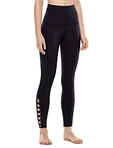CRZ YOGA Mujer Yoga Fitness Pantalon Cintura Alta