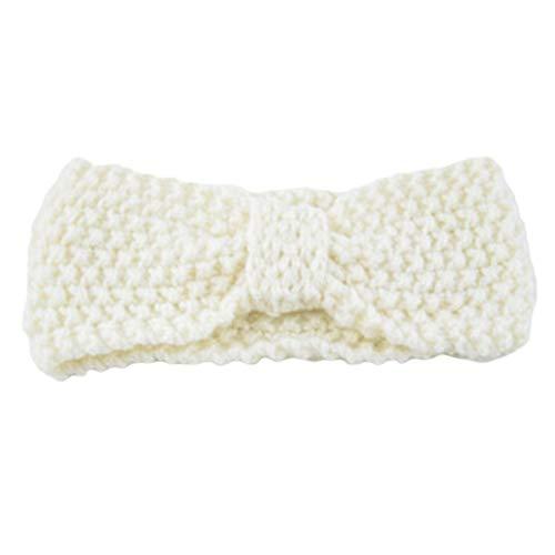 SH-Flying Baby Stirnbänder Haarbänder, Baby Stirnbänder Turban verknotete Haarbänder für Kleinkinder für Kinder ca. 18x8 cm