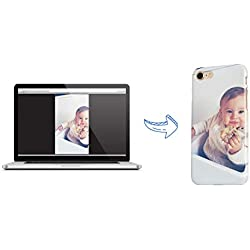 Trendy Connect Coque Personnalisable à l'infinie. Personnalisez avec Votre Photo, Image, Logo Compatible pour Samsung Galaxy S8