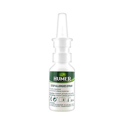 Humer Stop Allergies Rhinite Allergique Spray Nasal 20 ml